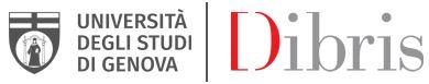 Corsi di Laurea in Informatica del DIBRIS, Università degli studi di Genova